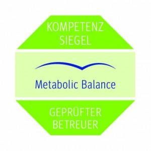 Kompetenzsiegel Metabolic Balance